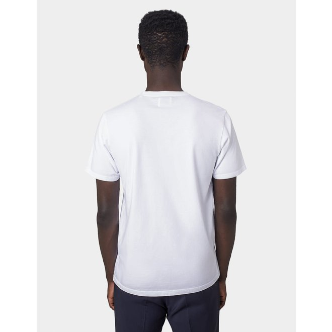 Classic Organic Short Sleeve T-Shirt in Limestone Grey