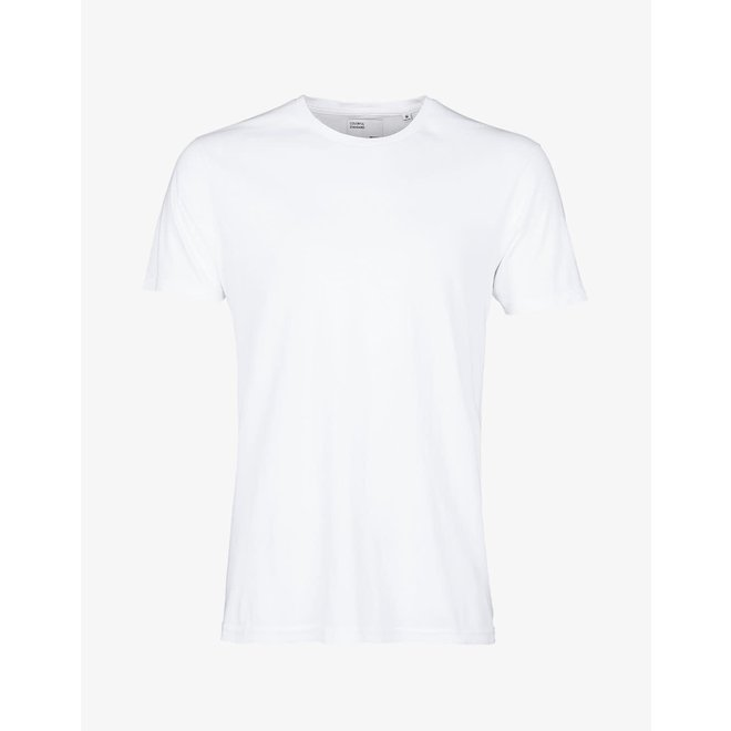 Classic Organic T-Shirt in Optical White