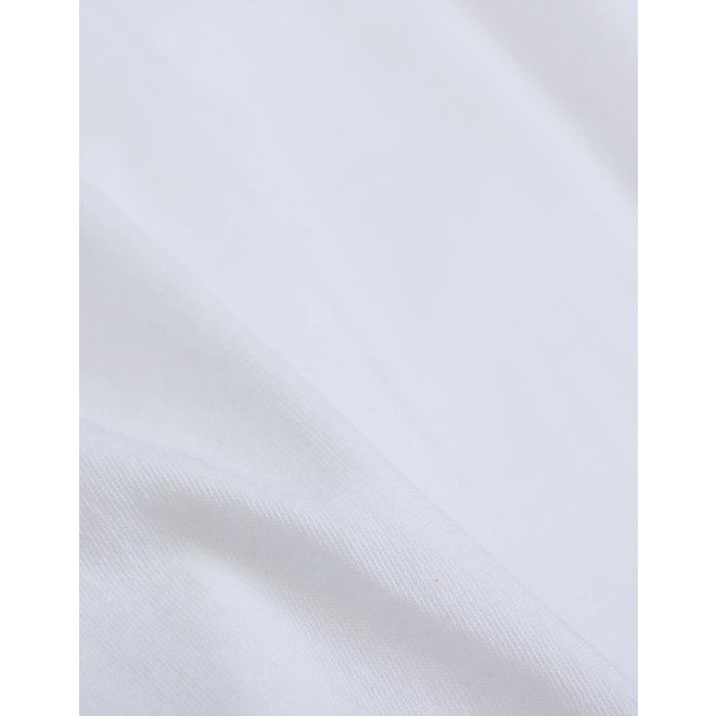 Classic Organic Short Sleeve T-Shirt in Optical White