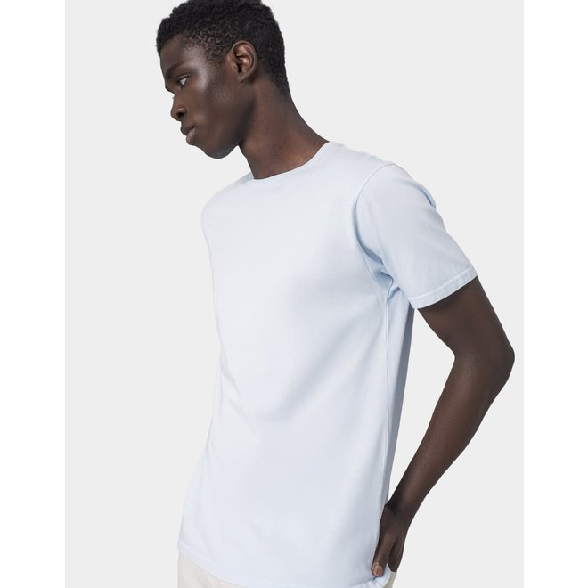 Classic Organic Short Sleeve T-Shirt in Paradise Peach