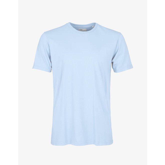 Classic Organic T-Shirt in Polar Blue