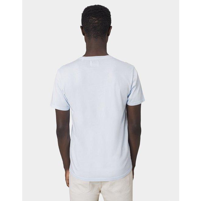 Classic Organic Short Sleeve T-Shirt in Polar Blue