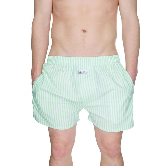 Mint Stripes Underwear