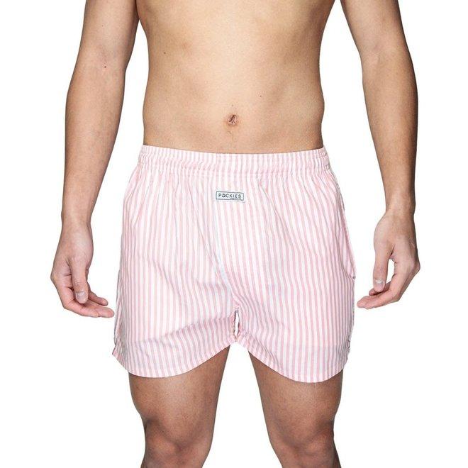 Pink Stripes Underwear
