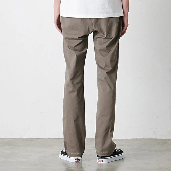 NN Pants in Khaki Grey