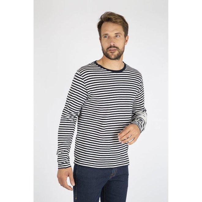 Breton Heritage T-Shirt in Navire/Nature