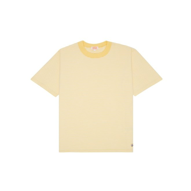Raye Heritage Short Sleeve T-Shirt in Blondeur/Nature