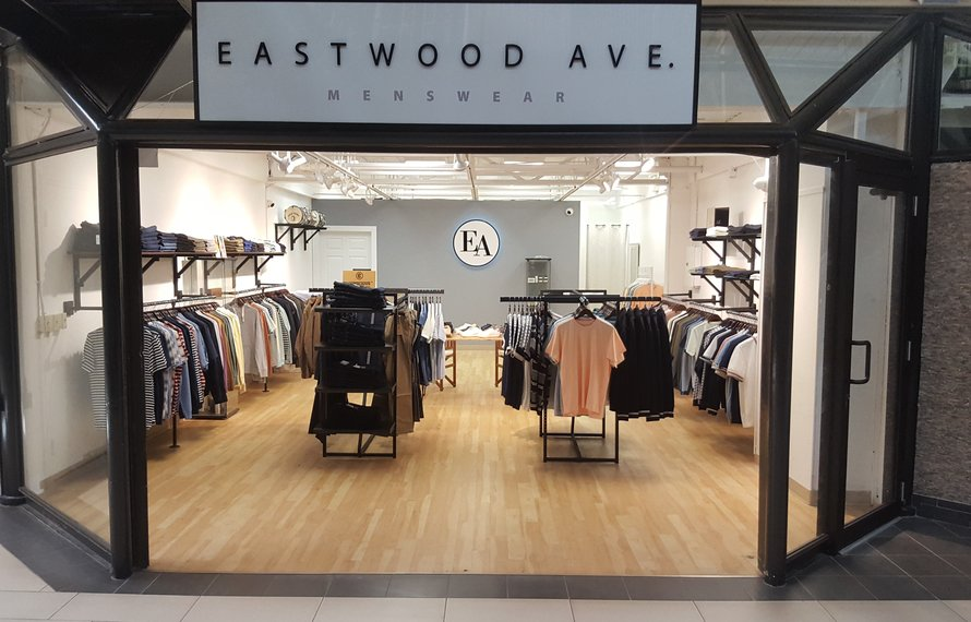 Welcome to Eastwood Ave. Menswear