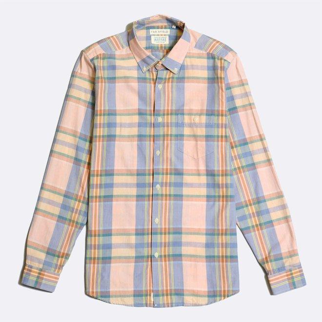 Casual Button Down Shirt - Portinatx Check