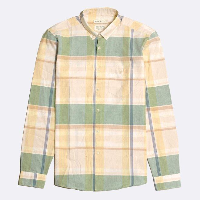 Casual Button Down Shirt - Vadella Check