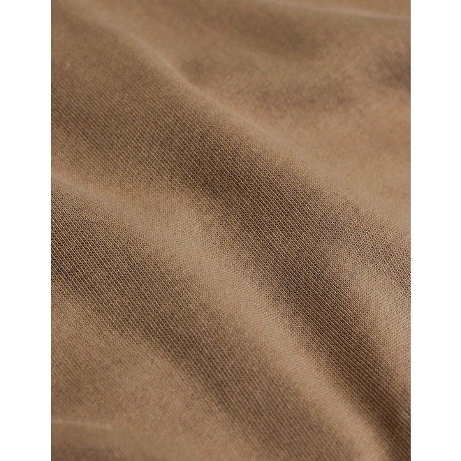 Classic Organic Hoodie in Sahara Camel