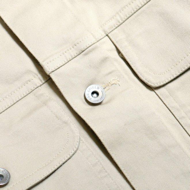 Watts Jacket in Pumice Stone
