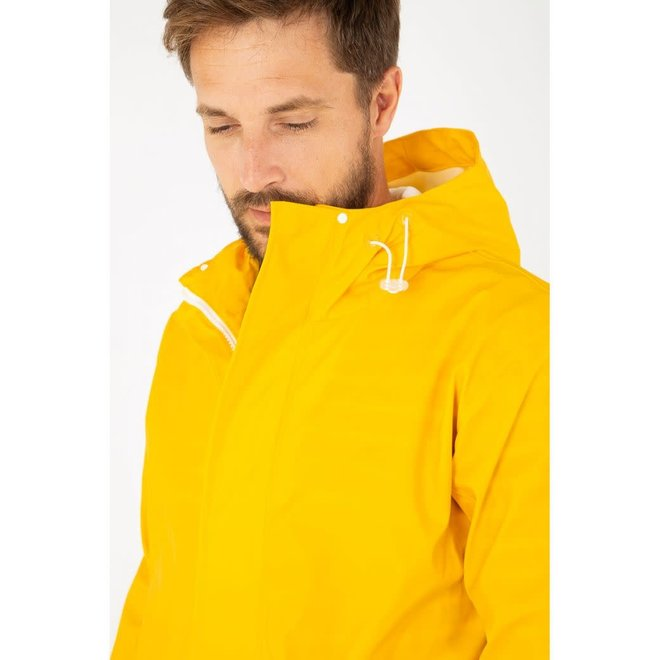 Cire Penmarch Mixte Raincoat in Yellow