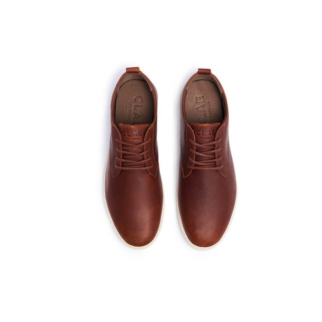 Ellington in Chestnut Oiled Leather