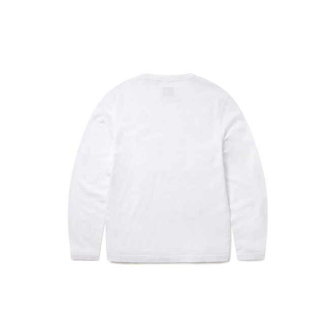 Workwear Long Sleeve T-Shirt in White