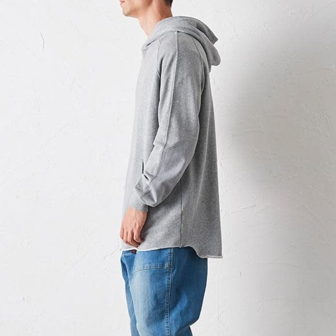 Talecut Parka in Heather Grey