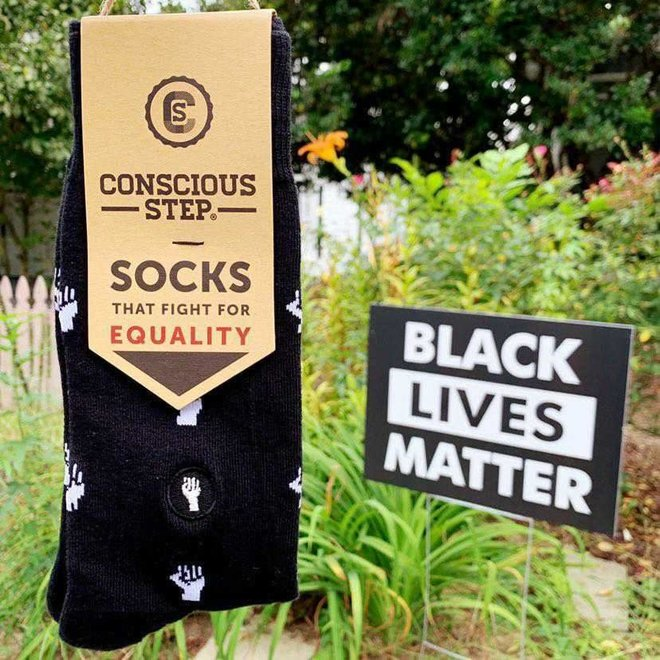 Socks That Fight For Equality