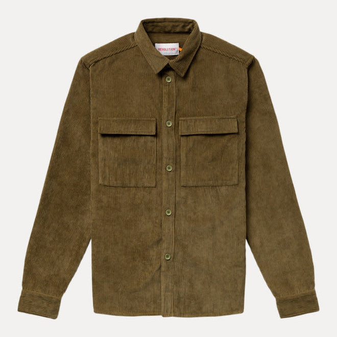 Utility Shirt in Army