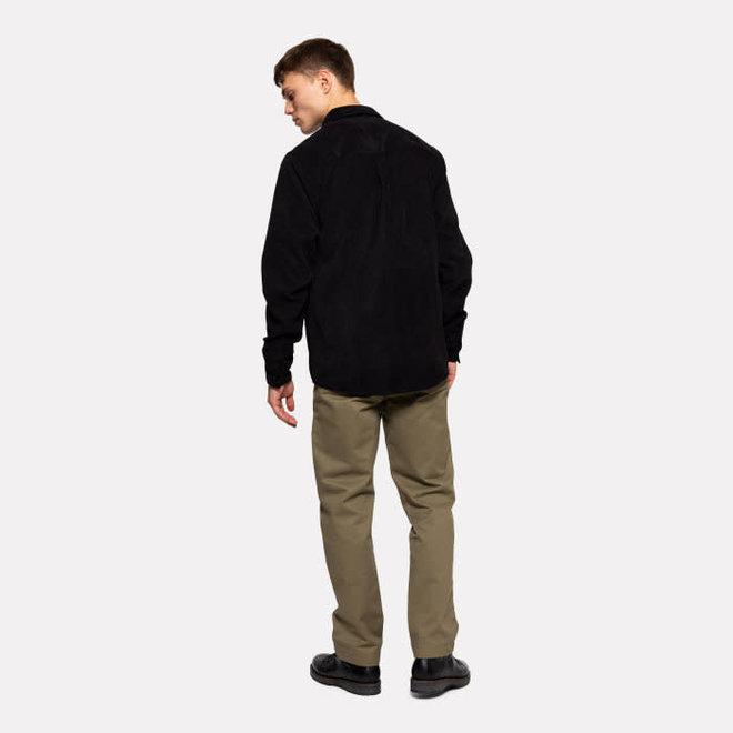 Utility Shirt in Black