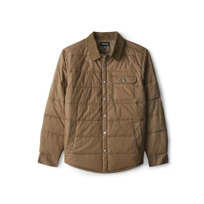 Cass Jacket in Military Olive
