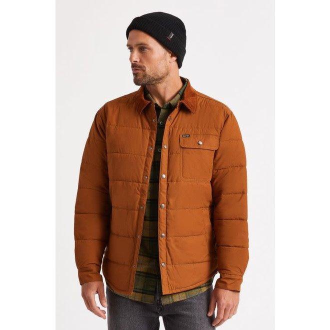 Cass Jacket in Copper