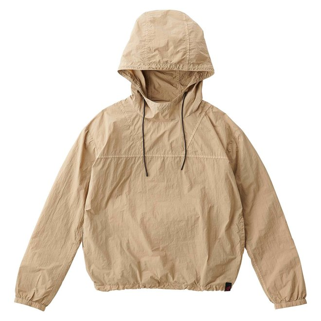 Packable Anorak Parka in Chino