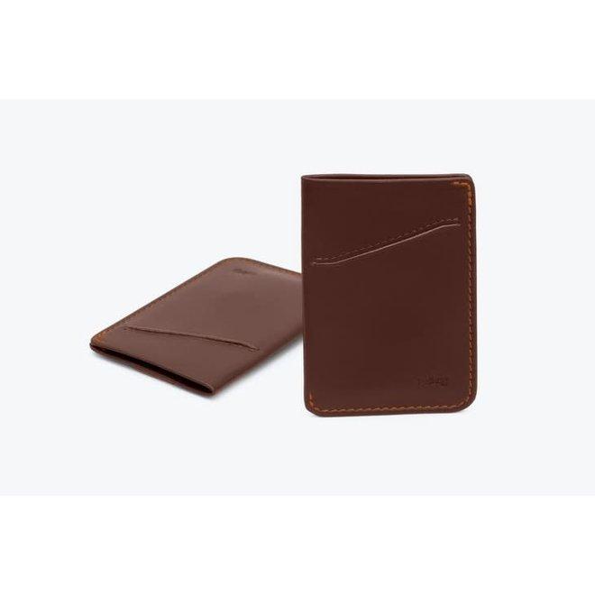 Card Sleeve in Cocoa