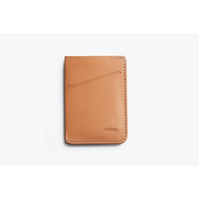 Card Sleeve in Toffee