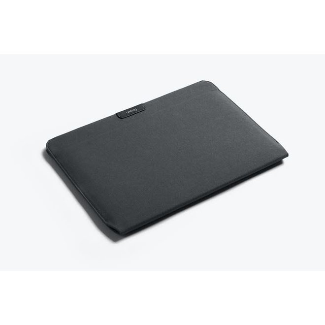 """13"""" Laptop Sleeve in Black/Charcoal"""