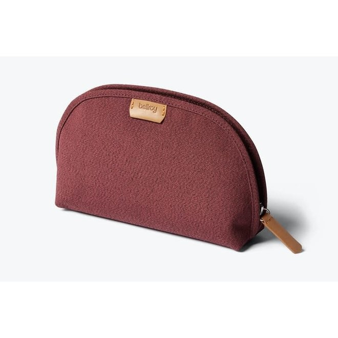 Classic Pouch in Red Earth