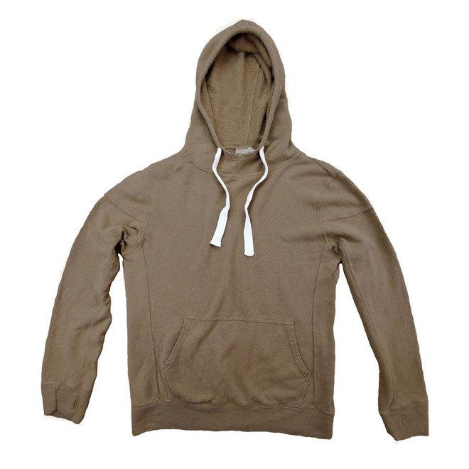 Maui Hooded Sweatshirt in Coyote