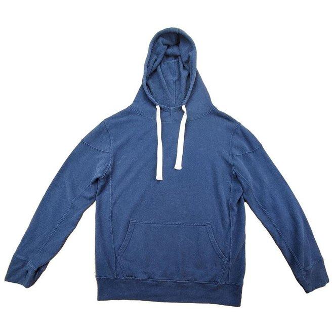 Maui Hooded Sweatshirt in Navy
