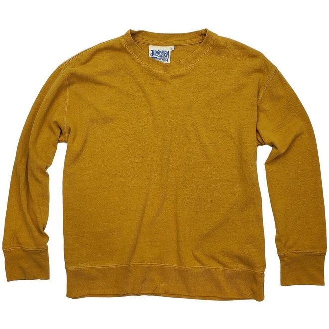 California Sweatshirt in Marigold