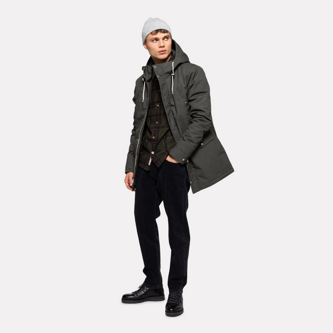 Parka Jacket in Army
