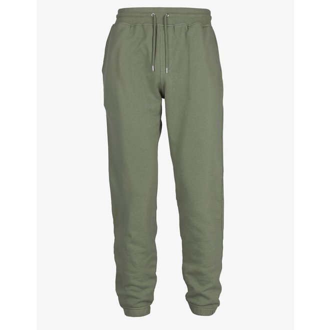 Classic Organic Sweatpants in Dusty Olive