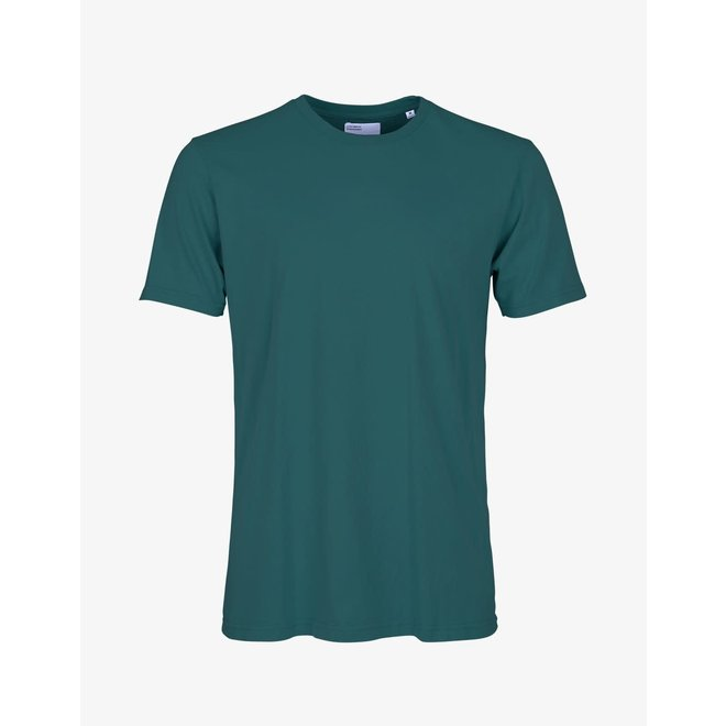 Classic Organic T-Shirt in Ocean Green