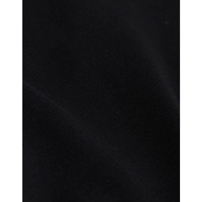 Classic Organic Sweatpants in Deep Black