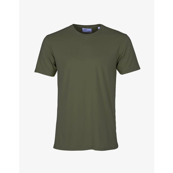 Classic Organic T-Shirt in Seaweed Green