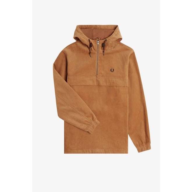 Corduroy Overhead Jacket in Brown Sugar