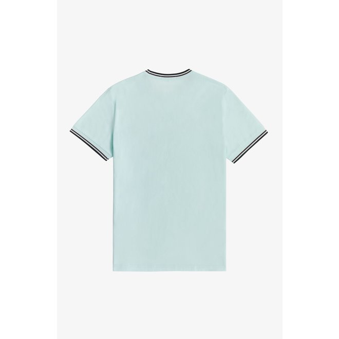 Twin Tipped T-Shirt in Brighton Blue