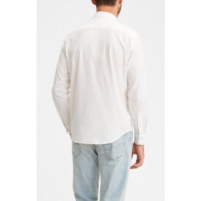 Sunset Pocket Shirt in White