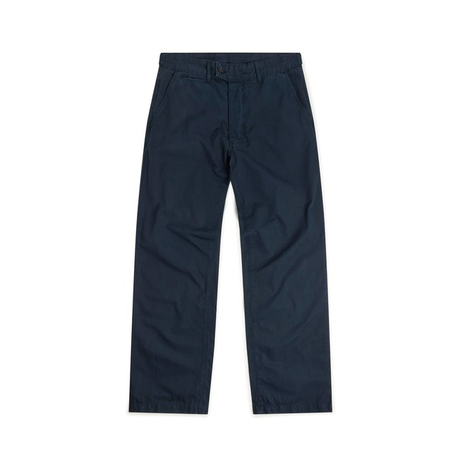 Taper Fit Chino in Navy