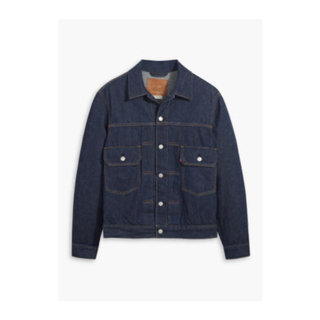 Contemporary Type 2 Trucker Jacket in Cool Rinse