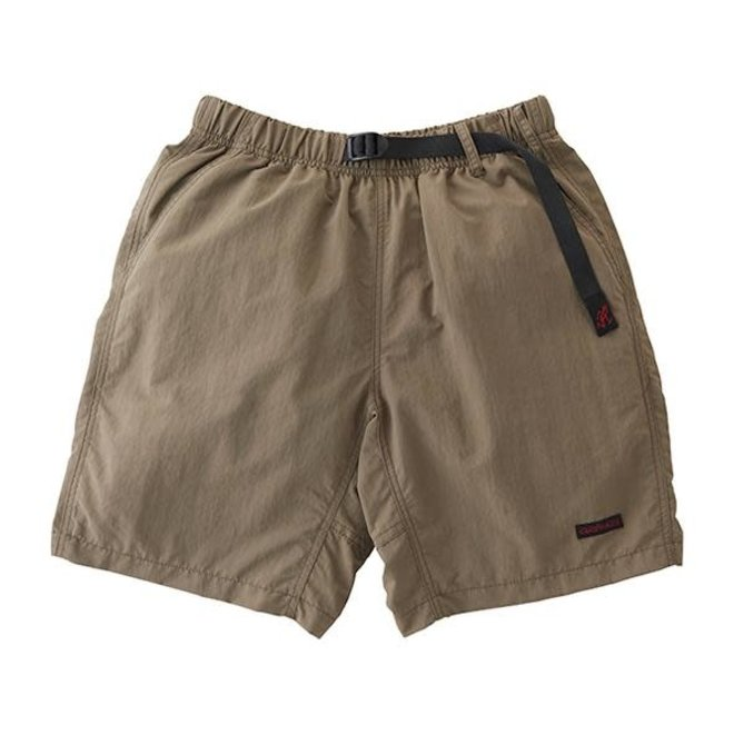 Shell Packable Shorts in Ash Olive