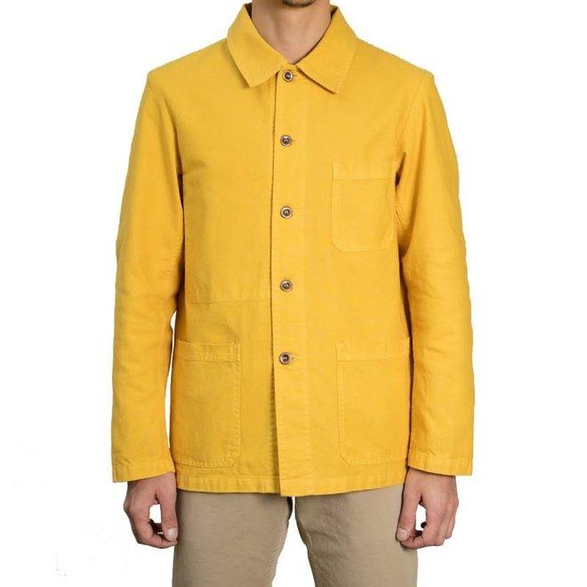 Workwear Jacket - Twill Fabric in Pineapple