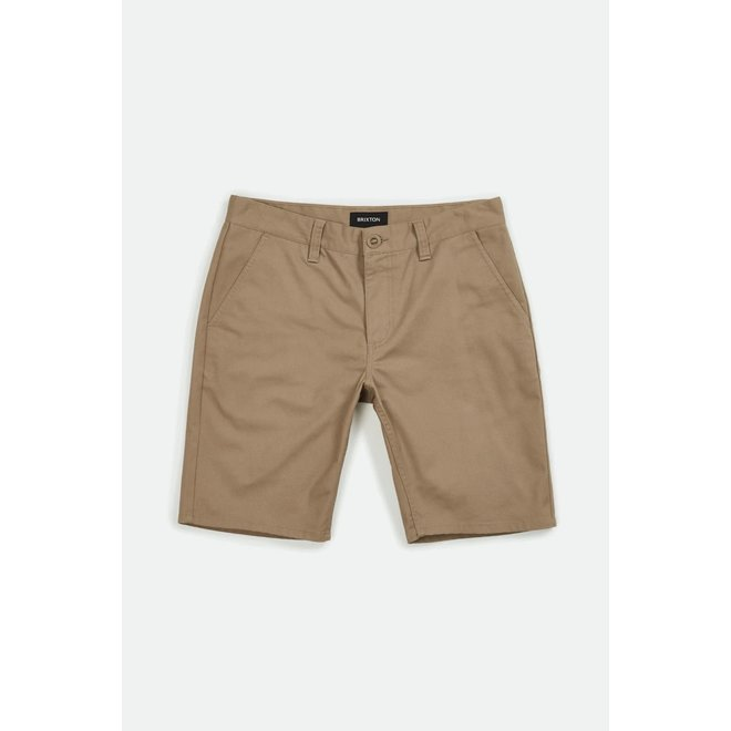 Choice Chino Short in Khaki