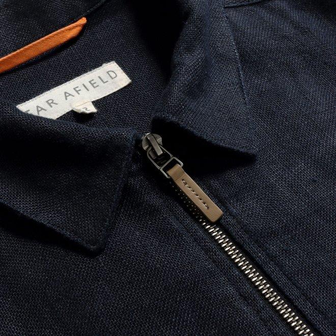 Santana Jacket in Ensign Blue