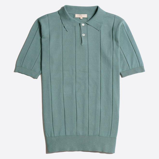 Jacobs Polo Shirt in Sagebrush Green