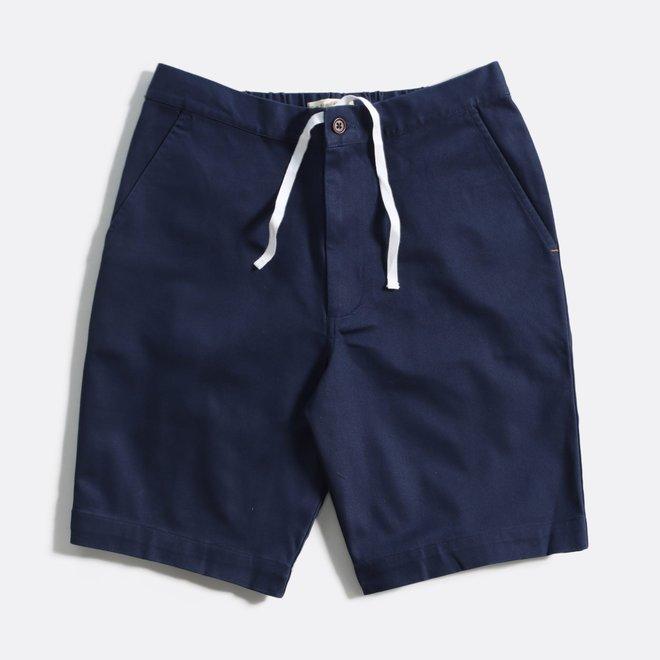 Drawstring Shorts in Ensign Blue