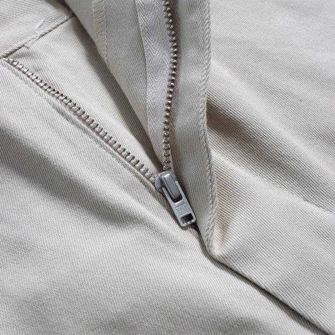 Drawstring Shorts in Pumice Stone